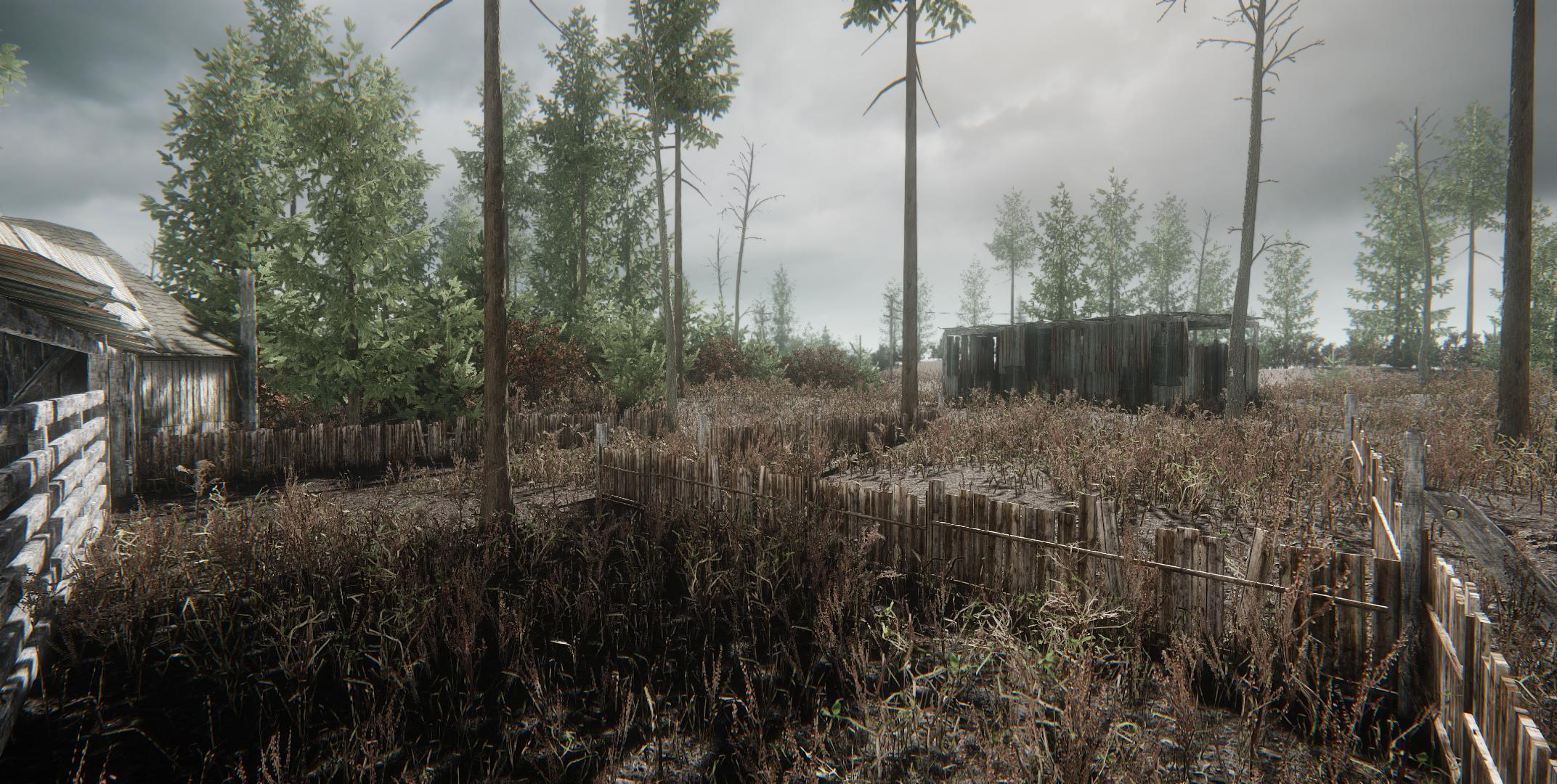 Mi Recreacion de Chernobyl en CryEngine