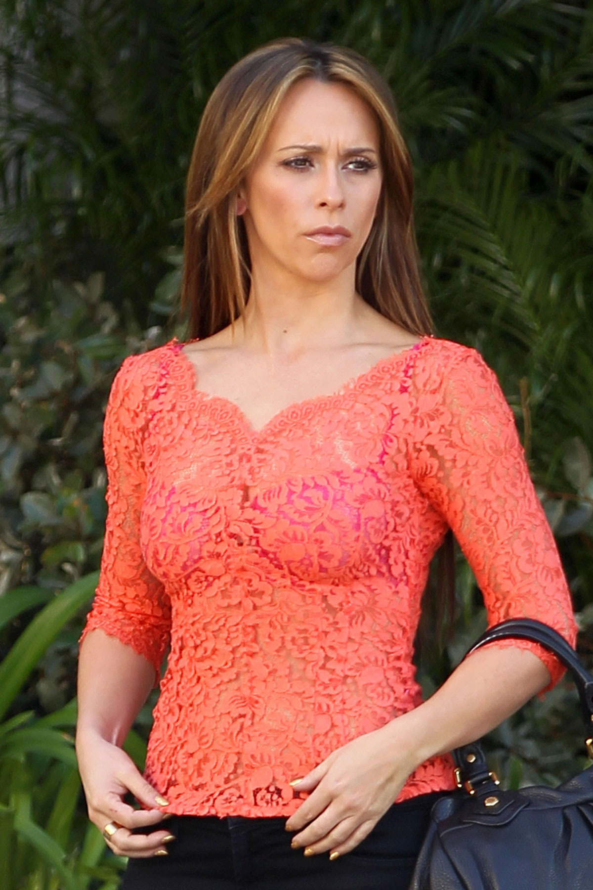 Think, that Jennifer love hewitt thru