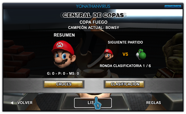 B672A0CED Mario Strikers Charged Football Para PC | FULL ESP | FUNCIONANDO 100% | 1 Link | MF |