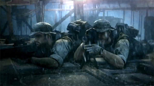 Novedades de Medal of Honor: Warfighter