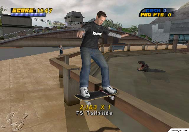 Tony Hawk Pro Skater 4 Para Pc