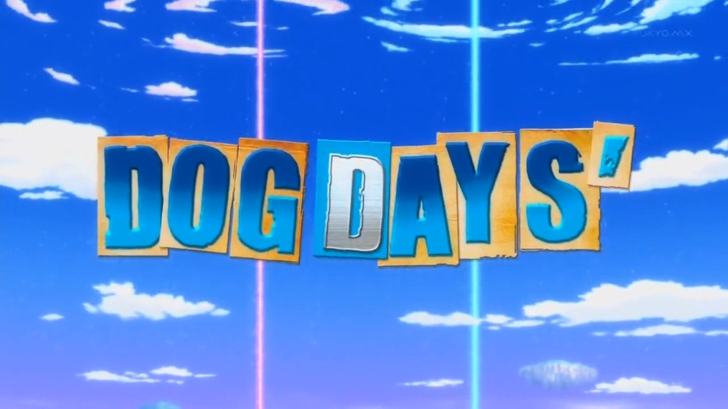 [Anime] Dog Days 2 - Segunda temporada [HD][MF]