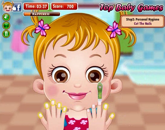 Baby Hazel Hygiene Care NeW Video By Cufo Amazing Video KIDS