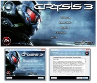 Aporte : Crysis 3 [Debut/Full/Vers.1.2/3DVD5/Esp/UP-ZS-PL+Varios]  Datos tecnico - Requerimientos escritos - Soundtrack original...