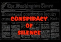 Conspiracy of silence: pedophiles in high places (1994)  Documental que nunca fue exhibido debido a las personas que están invo...
