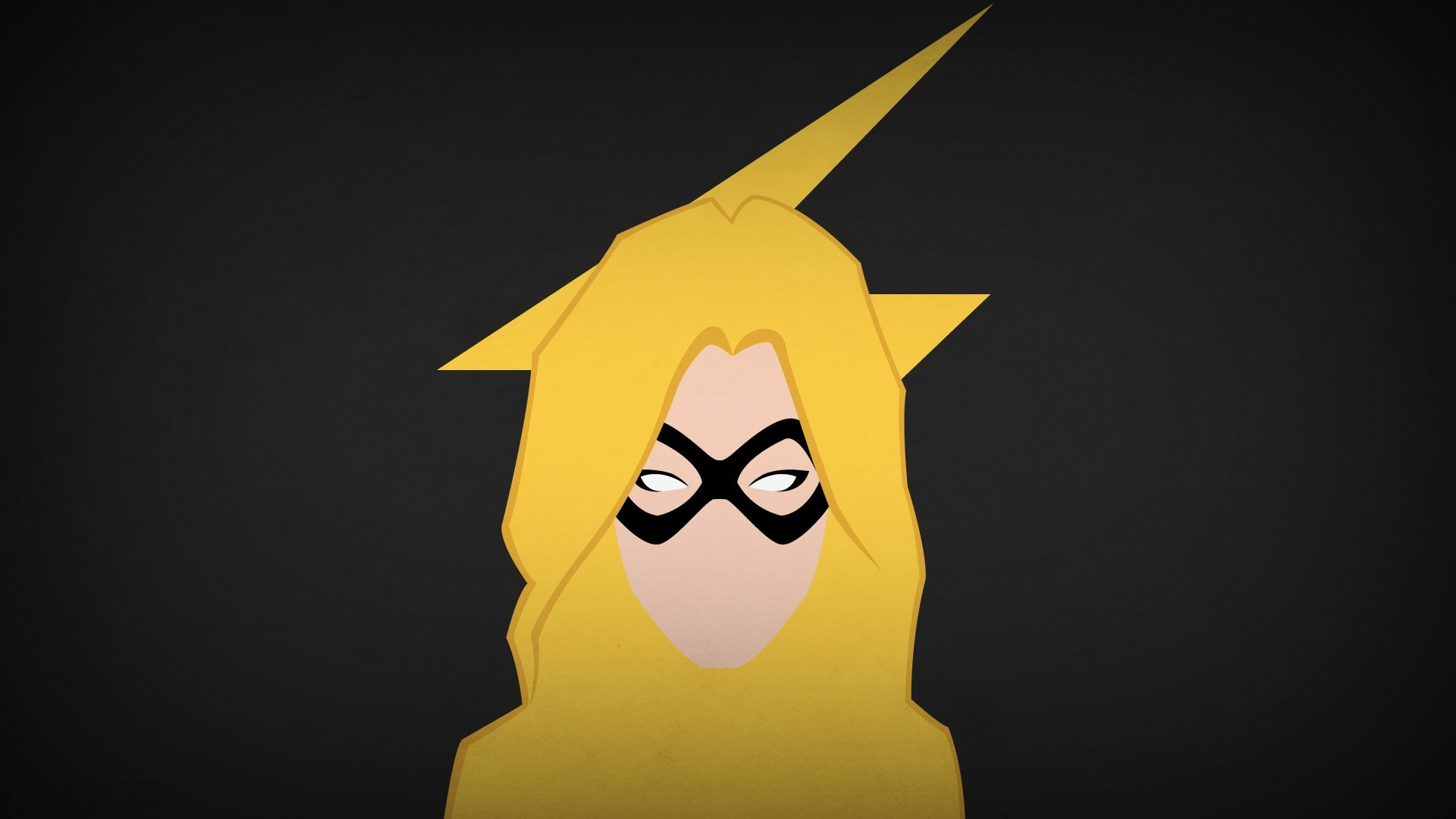»Wallpapers minimalista superheroes y villanos