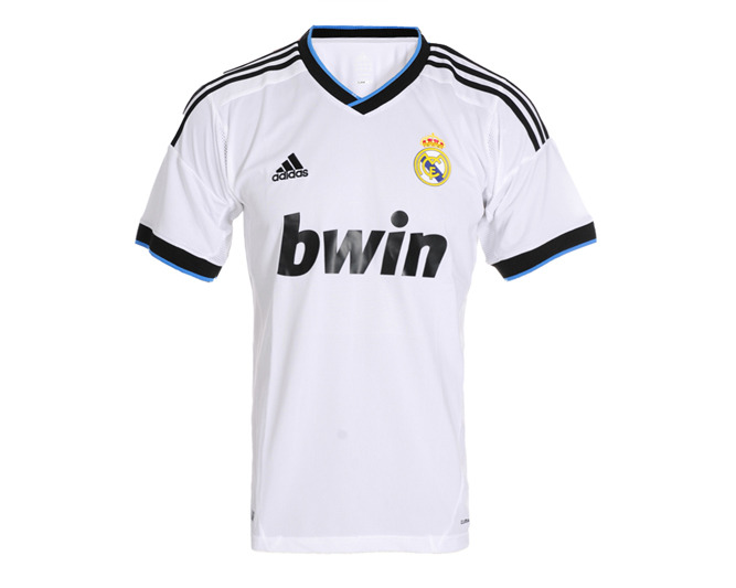 Uniformes del Real madrid y Barca 2012-2013