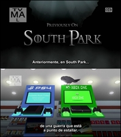 ¡Winter is Coming! Tienen que verse la parodia de #SouthPark ^^ Son el 17x07-Black Friday, 17x08-A Song of Ass and Fire, y el �...