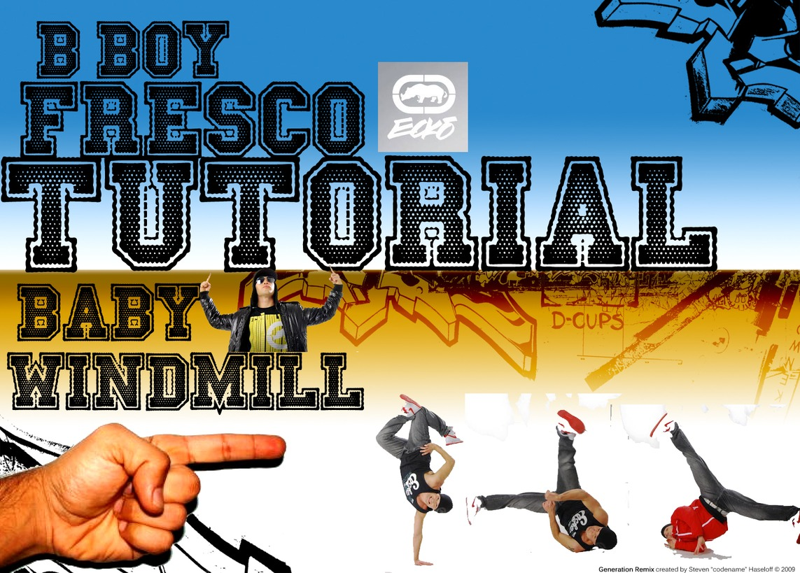 aprende Breakdance con Frescolate Tutoriales de Break Dance