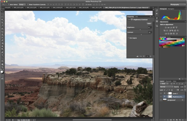 Un primer vistazo a la beta de Photoshop CS6