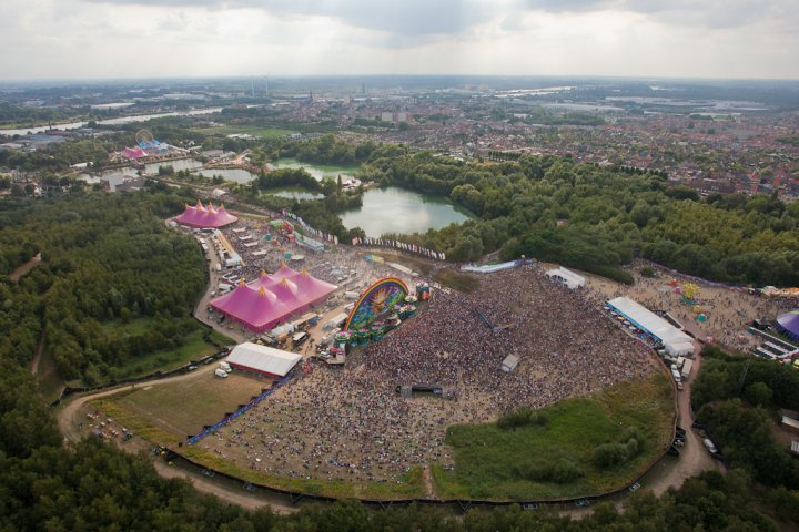 Tomorrowland :D