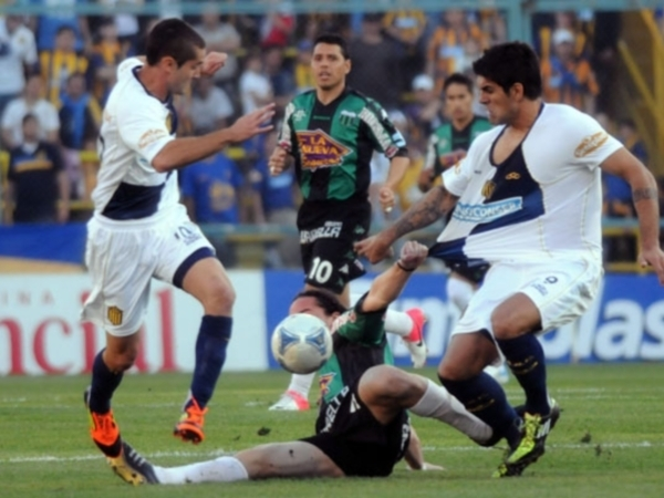Nueva Chicago Vs Rosario Central : Formaciones horario data