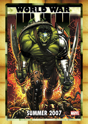 [Comics] World war hulk- planet hulk Español por mediafire