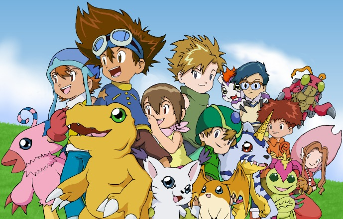 (Anime) Digimon Adventure+Audio latino+Mp4 (Mega)