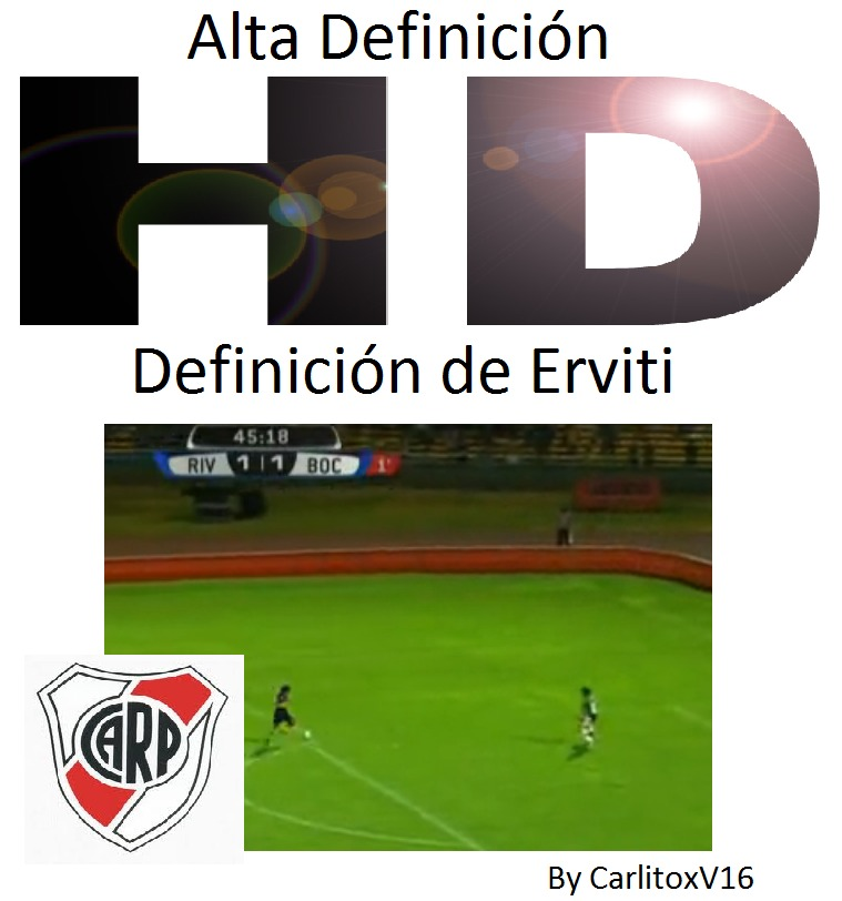 Los Goles de River en HD (you tube)