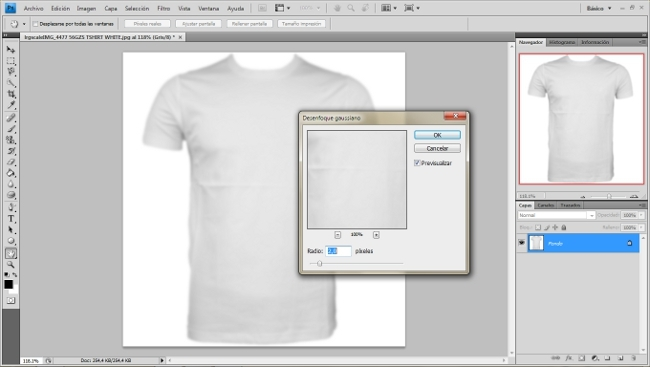 [Tutorial] Efecto estampado en Photoshop
