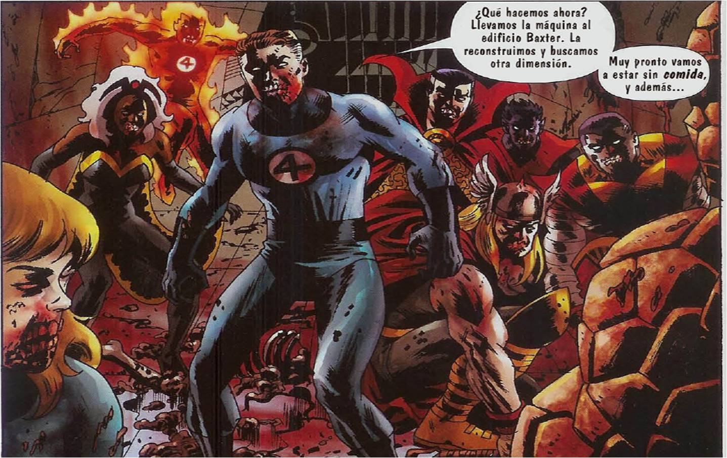 [comic] Marvel Zombies (Parte 1)