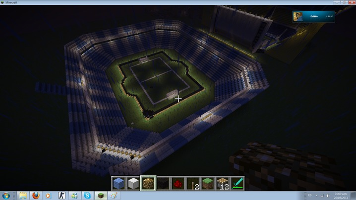 canchas minecraft
