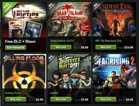 Descuentos en juegos de Zombies canjeables en #Steam a travs de Green Man Gaming!