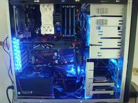 My Gaming-Work PC - Mejoras 2013: i7 930 + Asus Rampage 3 Extreme + RAM 3x2GB Kingston 1600MHz HyperX + EVGA GTX480 + Lian Li 7F...