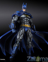 Figura Play Arts Kai - Batman TM 1970s Bat Suit Skin Serie: Batman Escala: Sin escala Publicación: 2013/12 Categoría: A Escala...