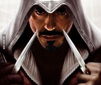 #AssassinCreed Como se vería Robert Downey Jr. en la película de Assassin Creed