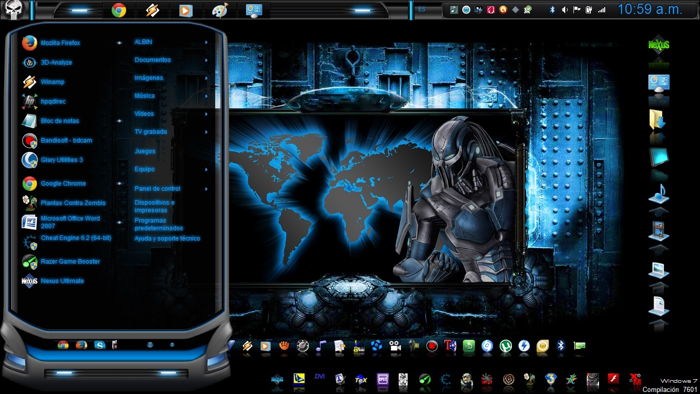 personalizar Windows 7