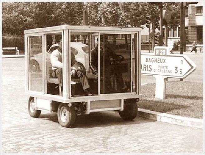 transporte antiguo