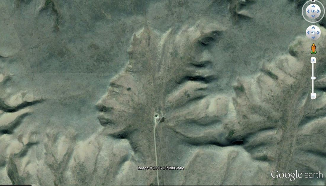 81 Imagenes curiosas en Google Earth [Mega Post]