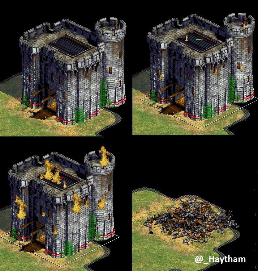 Humor con Age of Empires 2