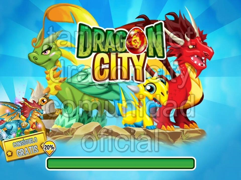 [Off-D] Emulador de Dragon City Android para PC