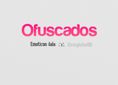 Hice un emoticon par...