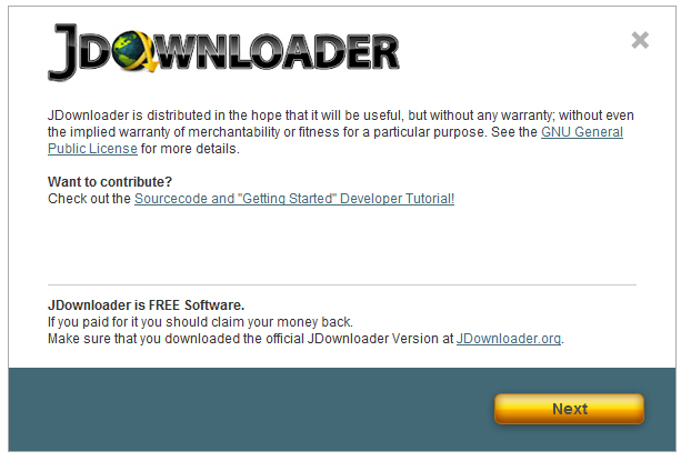 optimizar jdownloader