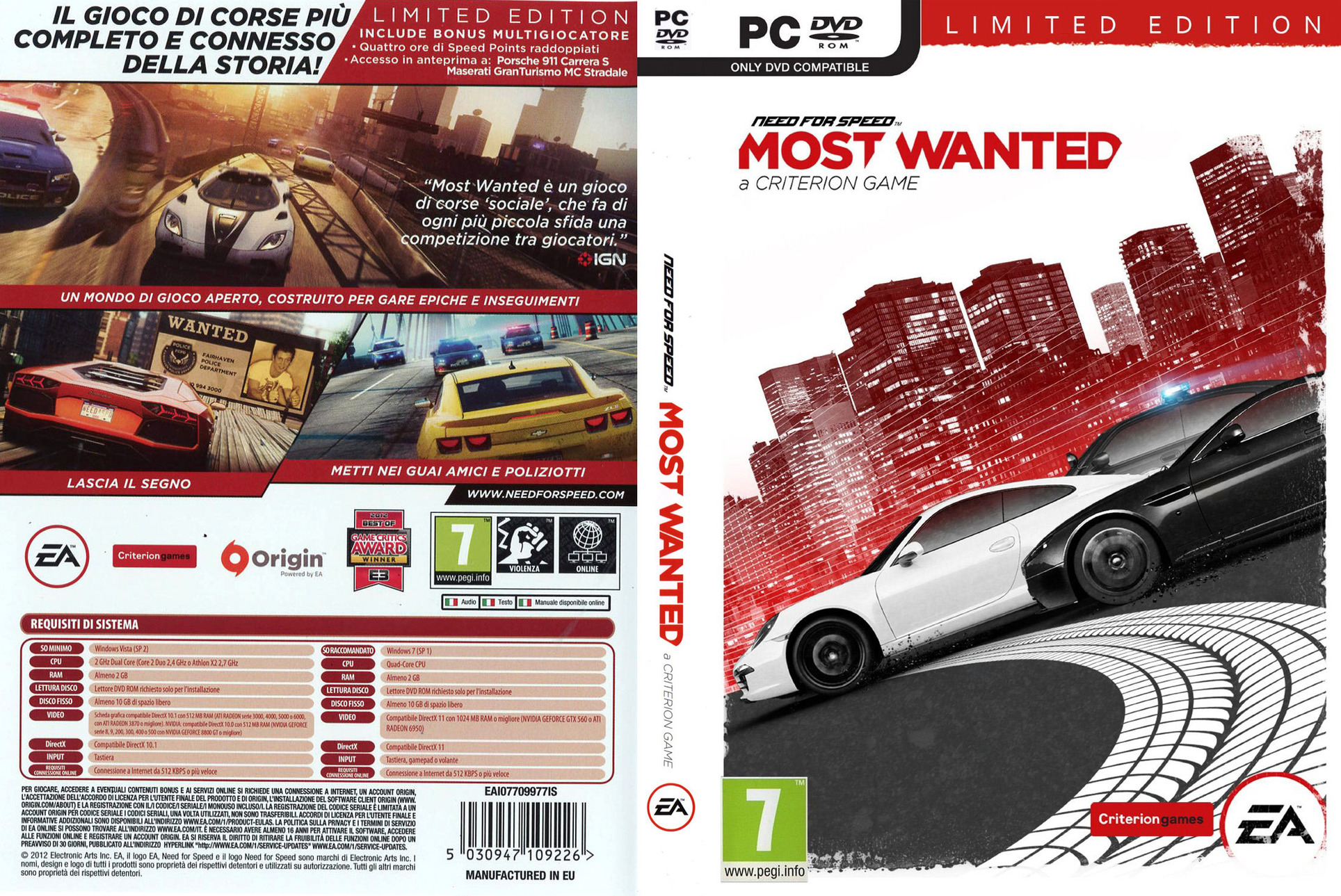 Need for speed most wanted imagen znowiaefe en Nfs most wanted para pc
