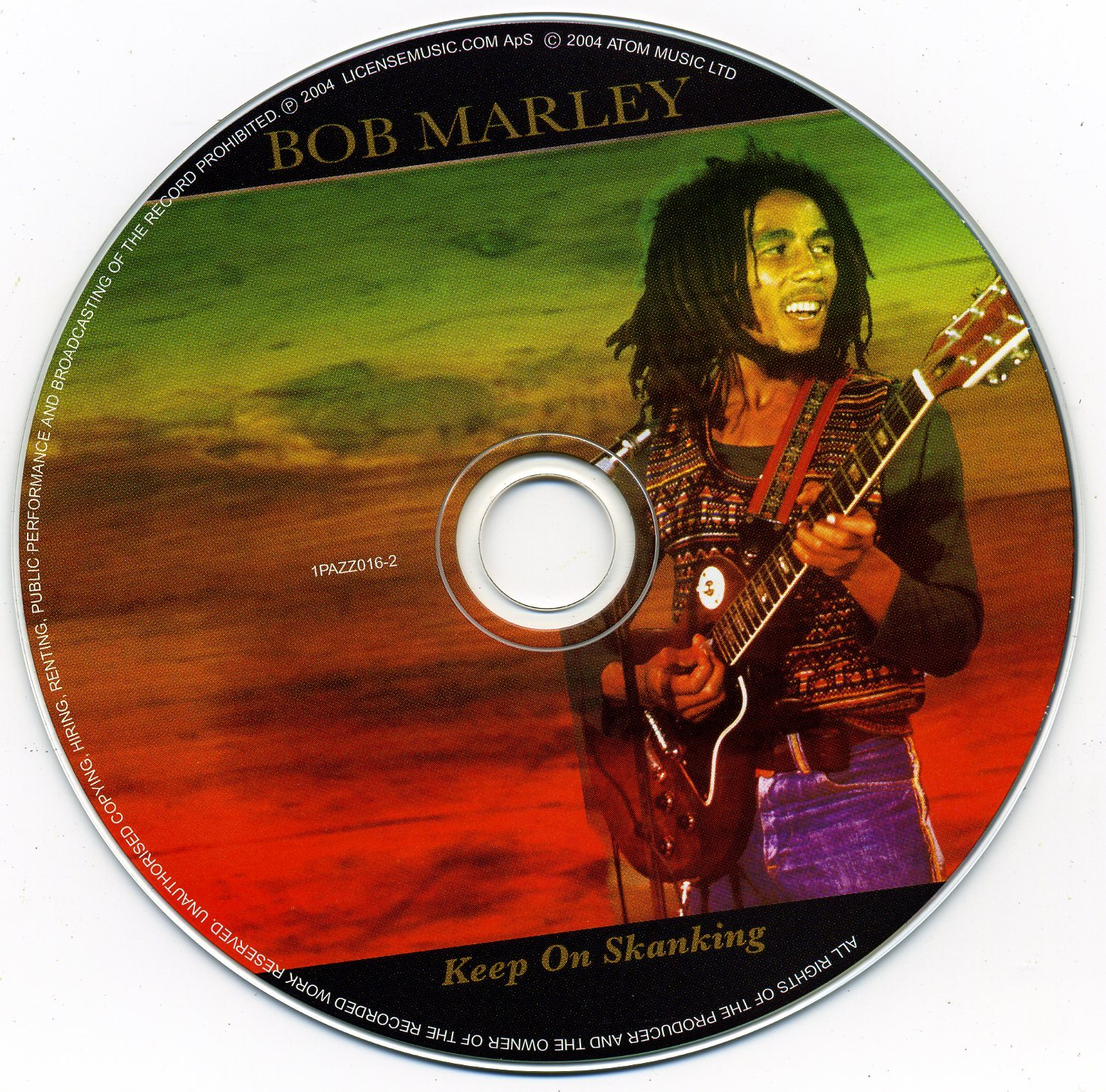 Bob Marley Cry Song Mp3 Download: Bob Marley-African Herbsman 6 CD Box-2005 [MG] 320 Kbps